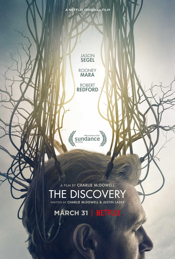 Affiche américaine du film The Discovery