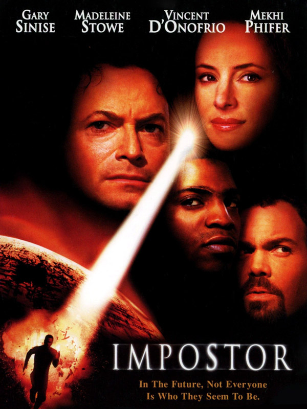 Us poster from the movie Impostor