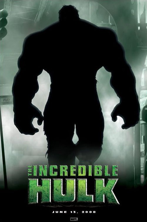 Us poster from the movie The Incredible Hulk