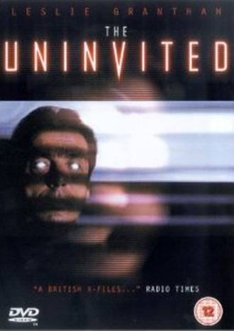 French poster from the series The Uninvited