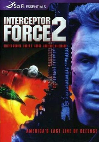 Unknown artwork from the TV movie Interceptor Force 2