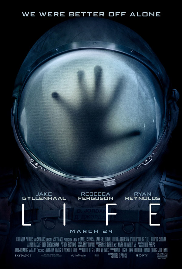 Us poster from the movie Life