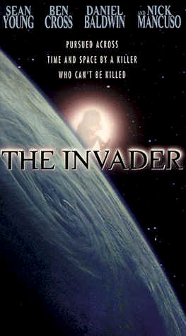 Unknown poster from the movie The Invader