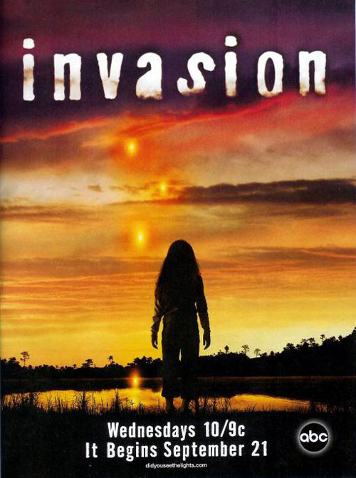 Us poster from the series Invasion