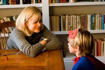 Carol and her son Oliver - The Invasion