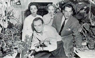 Becky, Jack and Teddy Belicec and Miles - Invasion of the Body Snatchers (Invasion of the Body Snatchers)