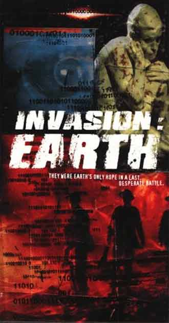 Unknown poster from the series Invasion: Earth