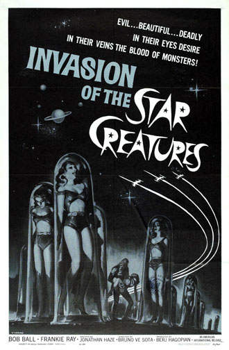 Us poster from the movie Invasion of the Star Creatures