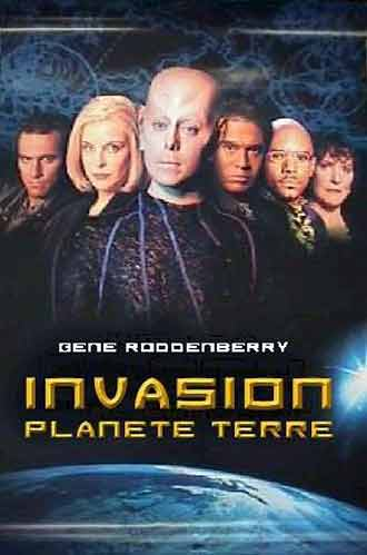 French poster from the series Earth: Final Conflict