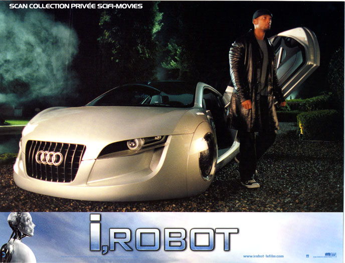 Photo de 'I, Robot' - ©2004 20th Century Fox - I, Robot (I, Robot) - cliquez sur la photo pour la fermer