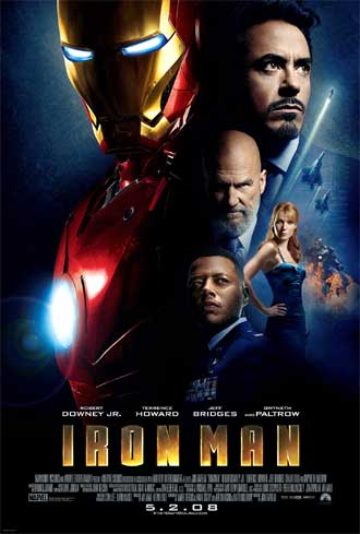 Us poster from the movie Iron Man