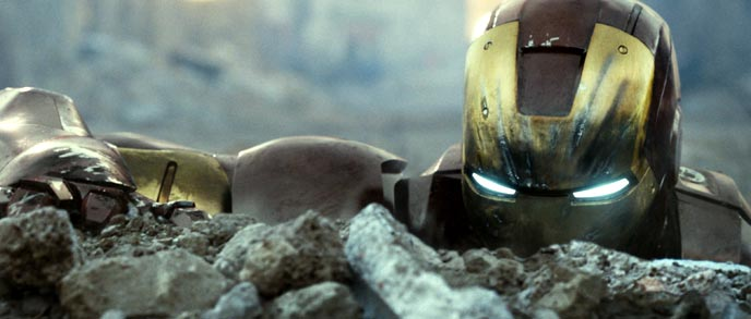 Photo de 'Iron Man' - ©2008 Marvel - Iron Man (Iron Man) - cliquez sur la photo pour la fermer