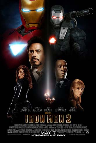 Us poster from the movie Iron Man 2