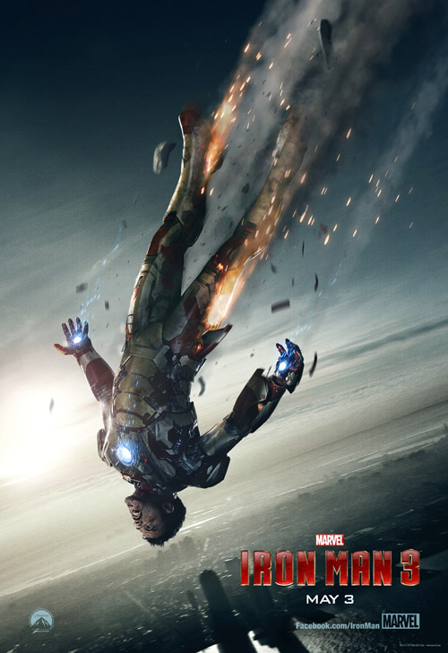 Us poster from the movie Iron Man 3