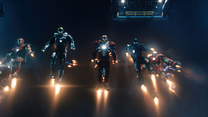 Photo de 'Iron Man 3' - ©2013 Marvel Studios - Iron Man 3 (Iron Man 3) - cliquez sur la photo pour la fermer