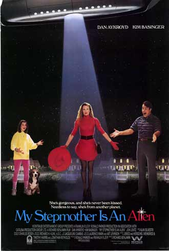 Us poster from the movie My Stepmother Is an Alien