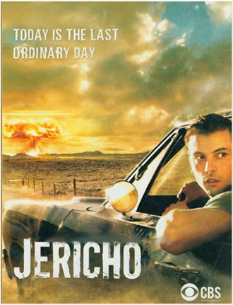 Us poster from the series Jericho