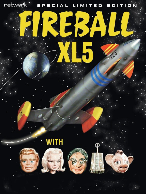 Unknown poster from the series Fireball XL5