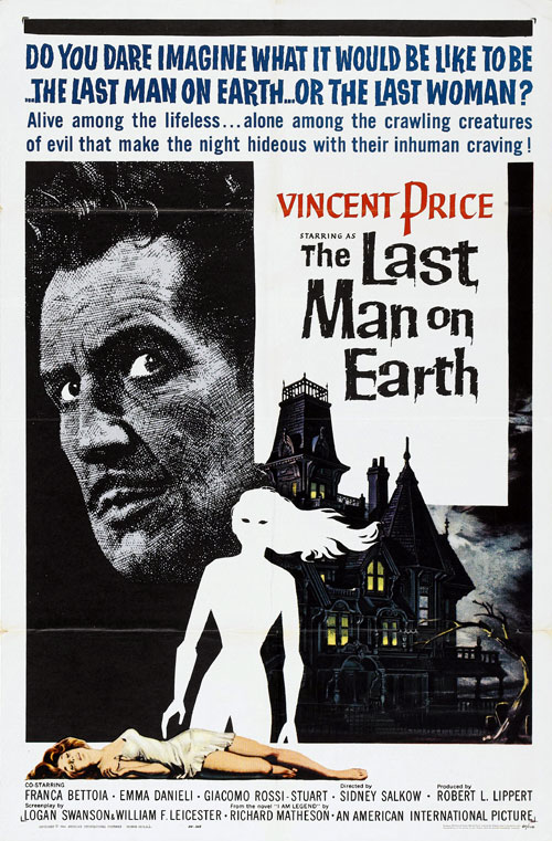 Us poster from the movie The Last Man on Earth