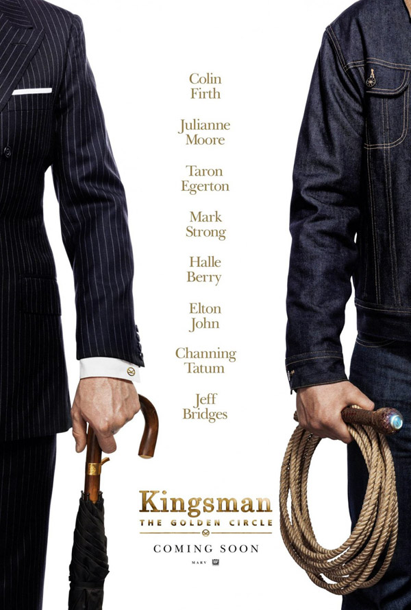 Us poster from 'Kingsman: The Golden Circle'