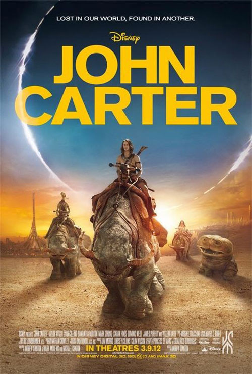 Us poster from the movie John Carter