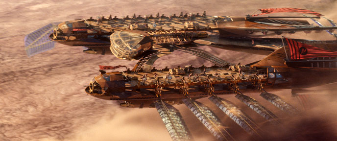 Photo de 'John Carter' - ©2011 Disney. JOHN CARTER ERB, Inc. - John Carter (John Carter) - cliquez sur la photo pour la fermer