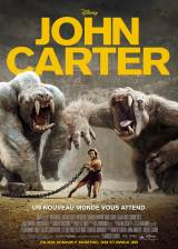French poster thumbnail from 'John Carter'