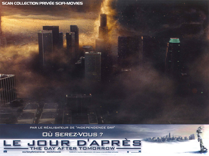 Photo de 'Le jour d'après' - ©2004 20th Century Fox - Le jour d'après (The Day After Tomorrow) - cliquez sur la photo pour la fermer
