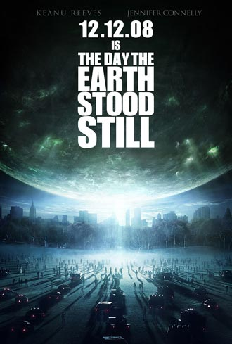 Us poster from the movie The Day the Earth Stood Still