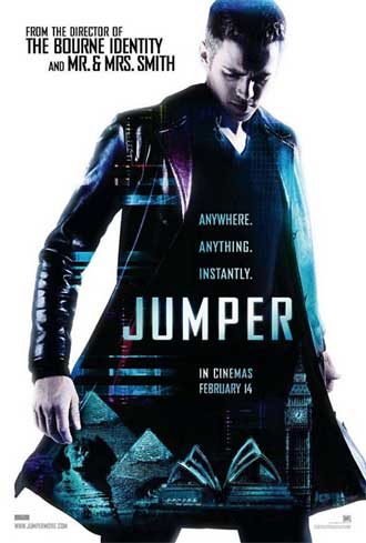 Us poster from the movie Jumper