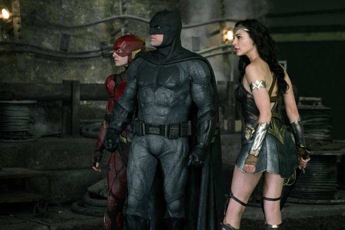 Photo de 'Justice League' - ©2016 Warner Bros. - Justice League (Justice League) - cliquez sur la photo pour la fermer