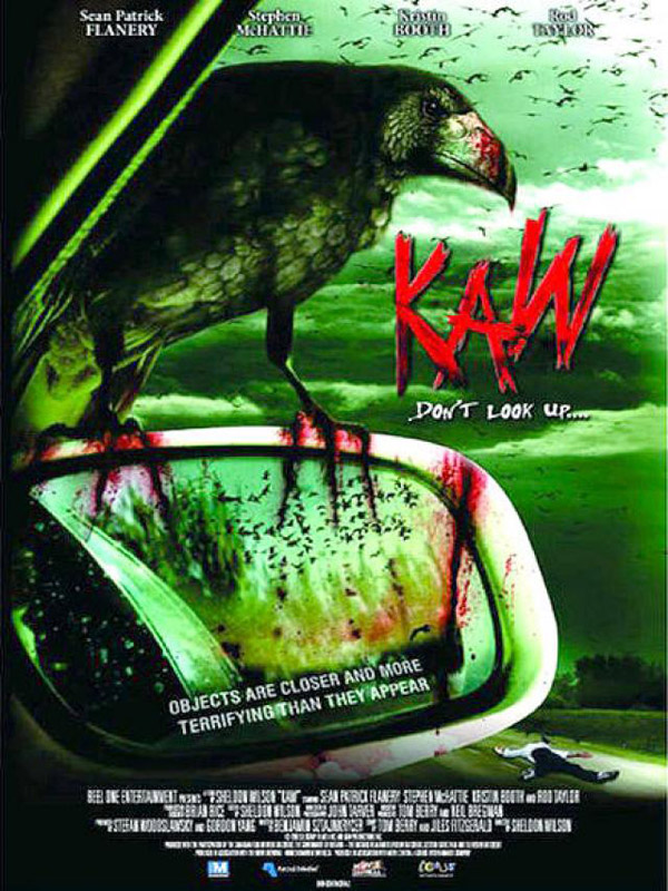 Us poster from the movie Kaw