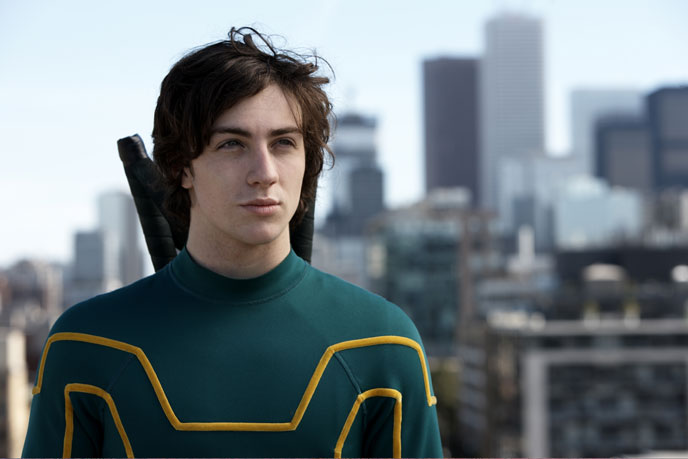 Photo de 'Kick-Ass' - ©2010 Metropolitan - Kick-Ass (Kick-Ass) - cliquez sur la photo pour la fermer