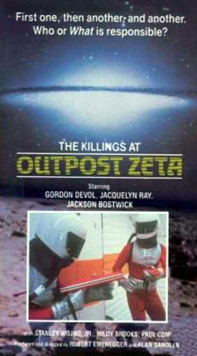 Visuel inconnu de 'The Killings at Outpost Zeta'