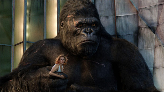 Photo de 'King Kong' - ©2005 Universal Pictures - King Kong (King Kong) - cliquez sur la photo pour la fermer
