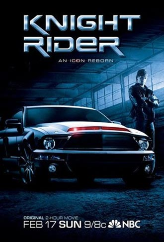 Us poster from the movie Knight Rider