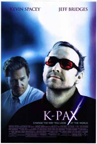 Us poster from the movie K-PAX