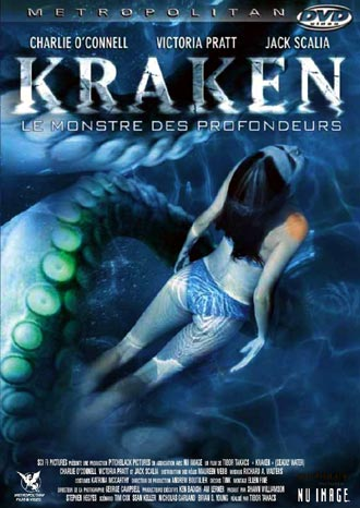 Unknown artwork from the TV movie Kraken: Tentacles of the Deep
