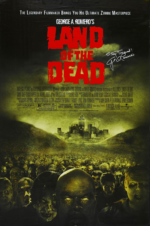 Us poster from the movie Land of the Dead