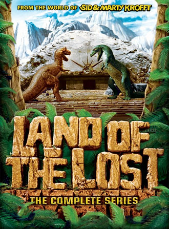 Us poster from the series Land of the Lost