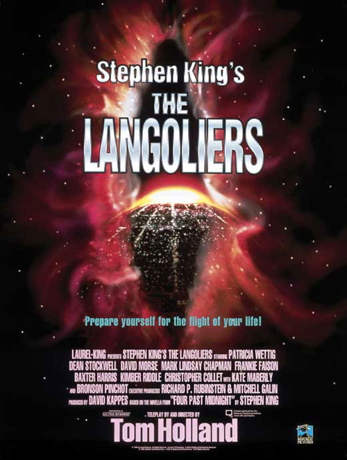 Us poster from the TV movie The Langoliers