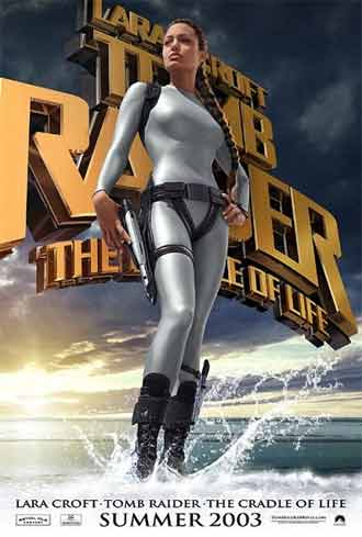 Us poster from the movie Lara Croft Tomb Raider: The Cradle of Life