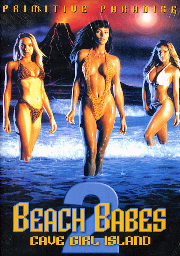 Us poster from the movie Beach Babes 2: Cave Girl Island
