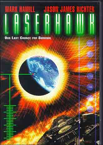 Us poster from the movie Laserhawk