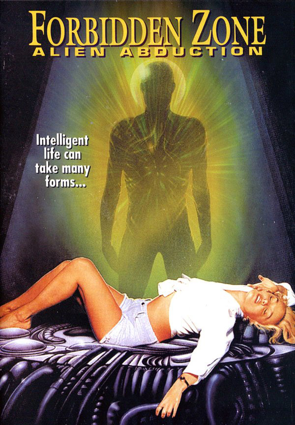 Us poster from the movie Alien Abduction: Intimate Secrets