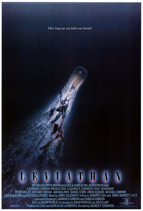 Us poster from the movie Leviathan