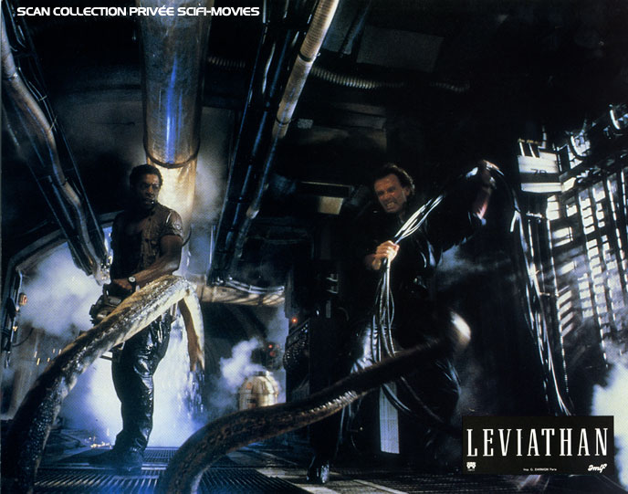 Leviathan (1989) Movie