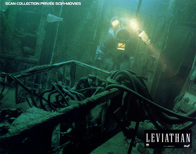 Still #8 from 'Leviathan' - George P. Cosmatos (1989 ...