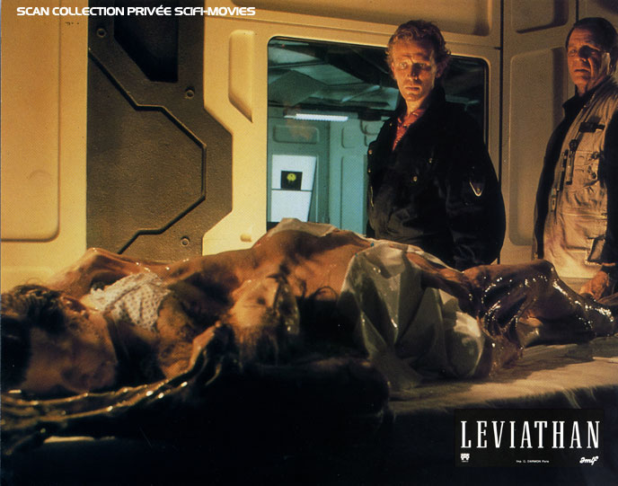 Still #9 from 'Leviathan' - George P. Cosmatos (1989 ...