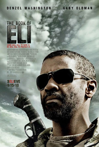 Us poster from the movie The Book of Eli